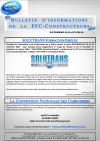 Brèves Constructeurs n°3 nov 2013